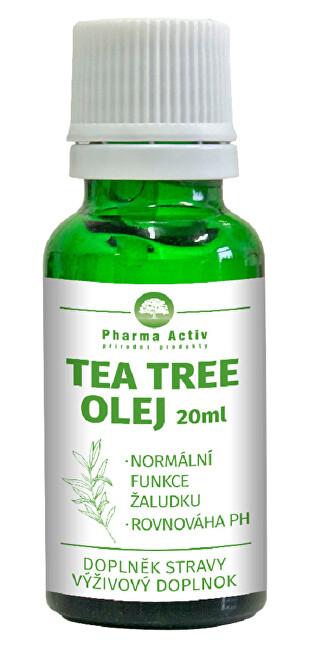 Zobrazit detail výrobku Pharma Activ Tea Tree Olej 20 ml