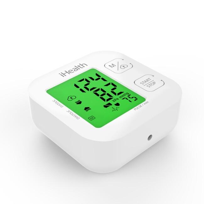 Zobrazit detail výrobku iHealth TRACK KN-550BT měřič krevního tlaku
