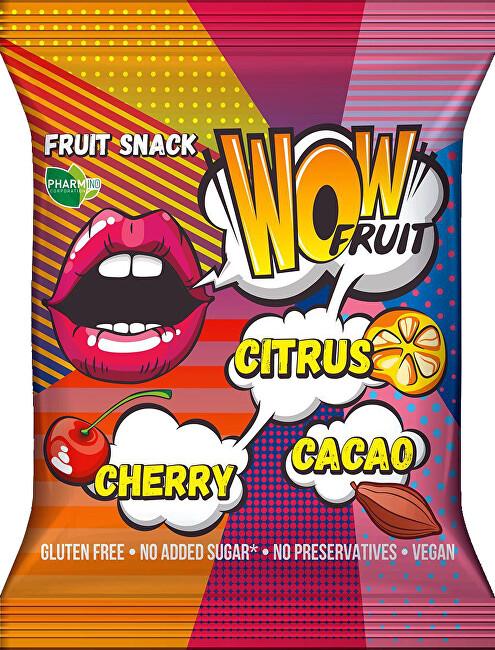 Zobrazit detail výrobku WOW fruit WOW fruit snack kostičky 30 g