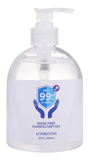 Zobrazit detail výrobku 24K Čistící bezoplachový gel na ruce s antibakteriální přísadou 500 ml
