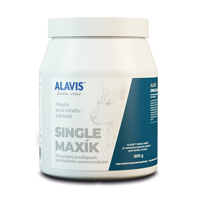 Alavis ALAVIS Single Maxík 600 g