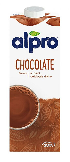Zobrazit detail výrobku Alpro Alpro sójový nápoj s čokoládovou příchutí 1 l