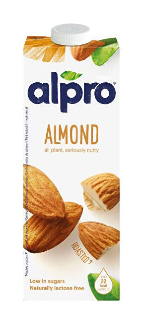 Zobrazit detail výrobku Alpro Alpro mandlový nápoj 1 l