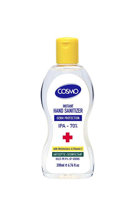 Zobrazit detail výrobku Cosmo Čistící gel na ruce s  antibakteriální přísadou 200 ml