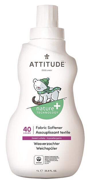 Zobrazit detail výrobku ATTITUDE Nature+ Aviváž pro děti ATTITUDE s vůní Sweet Lullaby 1000 ml