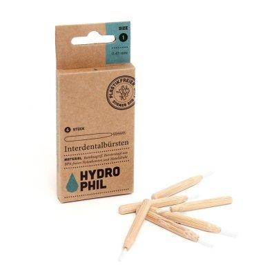 Zobrazit detail výrobku Hydrophil Bambusový mezizubní kartáček 6 ks 0,45 mm