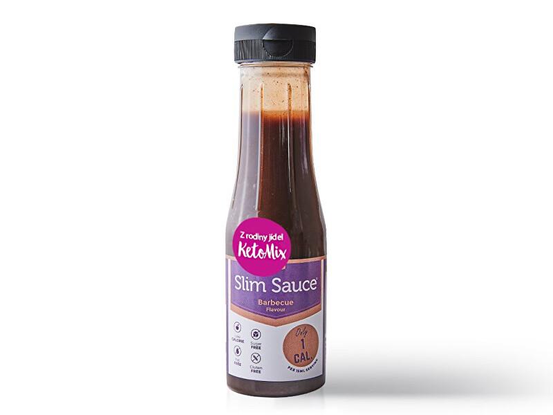 Zobrazit detail výrobku KetoMix Barbecue dresink bez kalorií 250 ml