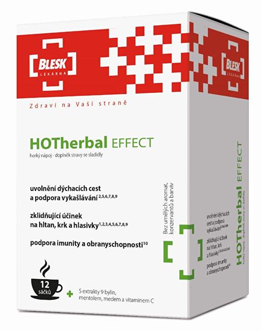 Zobrazit detail výrobku Simply You Blesk HOTherbal EFFECT 12 sáčků