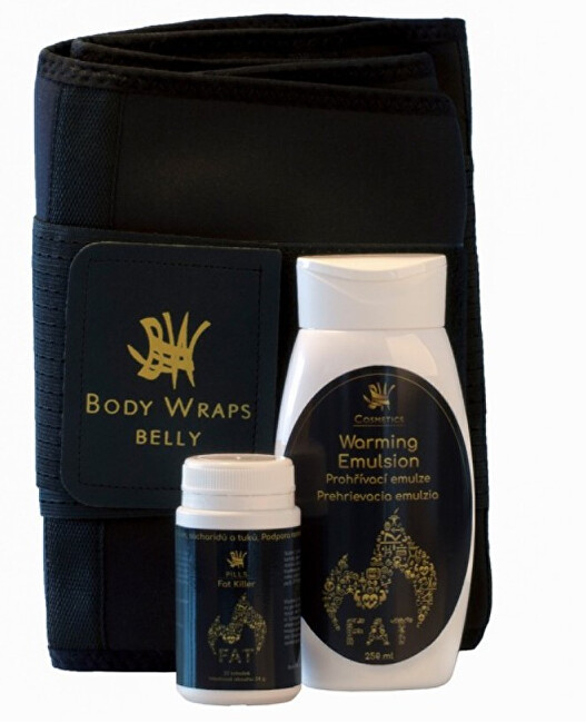 Body Wraps s.r.o. BW Belly SET vel.L