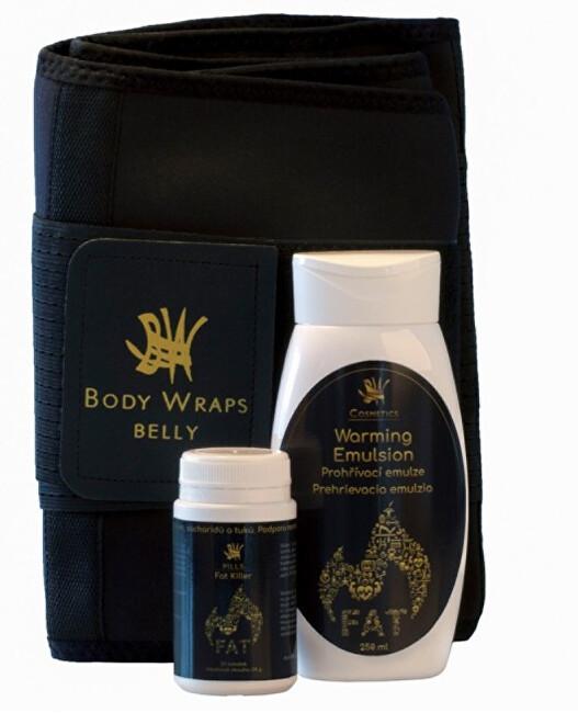 Zobrazit detail výrobku Body Wraps s.r.o. BW Belly SET vel.L