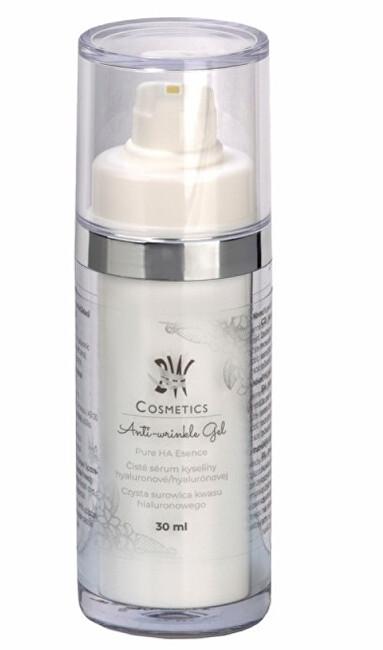 Zobrazit detail výrobku Body Wraps s.r.o. BW Cosmetics Anti wrinkle gel - kyselina hyaluronová 30 ml