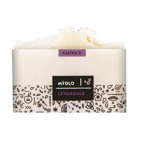 Zobrazit detail výrobku Caltha Bylinné mýdlo Levandule 100 g