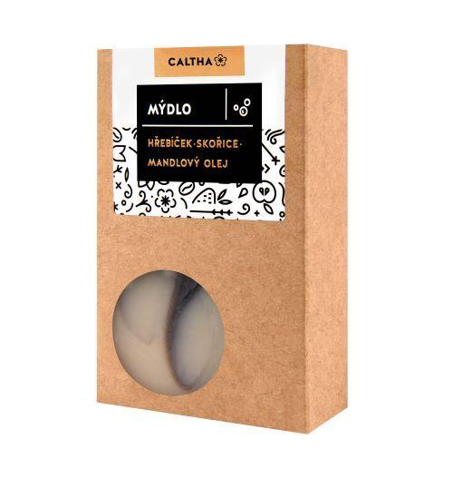 Zobrazit detail výrobku Caltha Mýdlo hřebíček a skořice 100 g