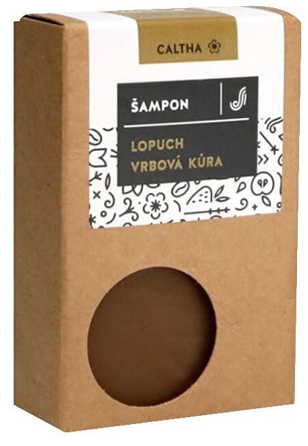 Zobrazit detail výrobku Caltha Tuhý šampon Lopuch 100 g