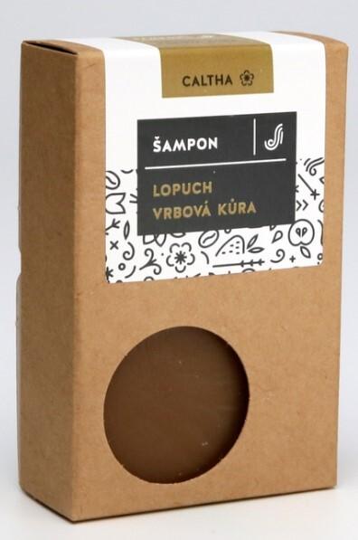 Zobrazit detail výrobku Caltha Caltha Tuhý šampon Lopuch 100 g