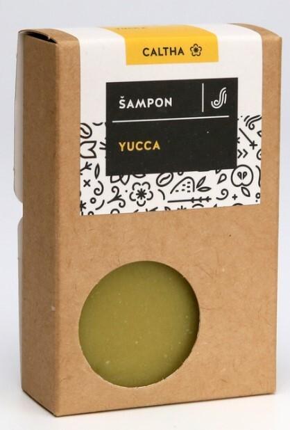 Zobrazit detail výrobku Caltha Caltha Tuhý šampon Yucca 100 g