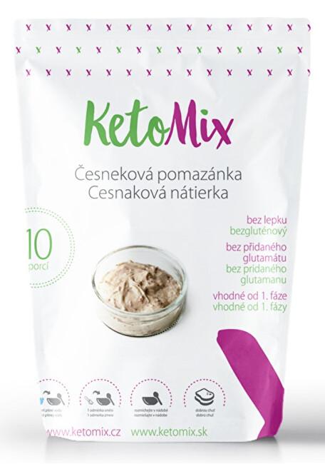 Česneková pomazánka Ketomix 300 g (10 porcí)