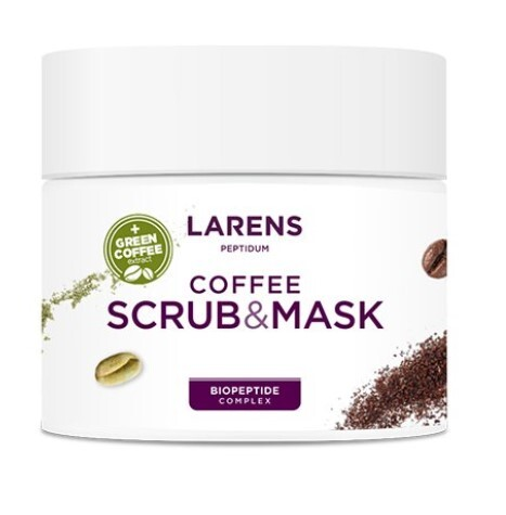 Larens Coffee Srub  Mask New Formula 200 ml