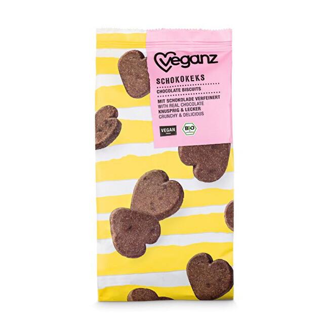 Zobrazit detail výrobku Veganz Čokoládové sušenky, Bio 150 g