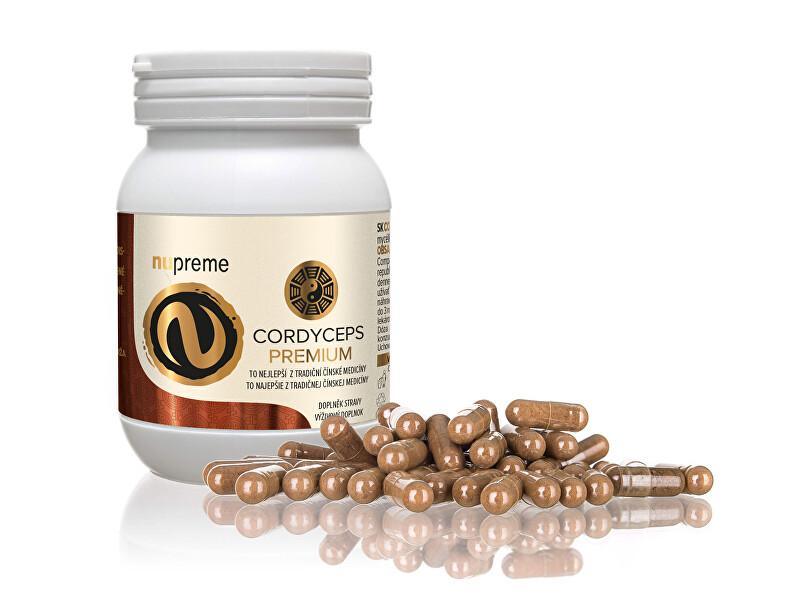Zobrazit detail výrobku Nupreme Cordyceps extract 30% 100 kapslí