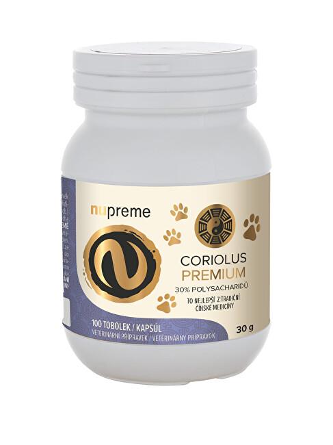 Zobrazit detail výrobku Nupreme Coriolus Versicolor extract 30% 100 kapslí