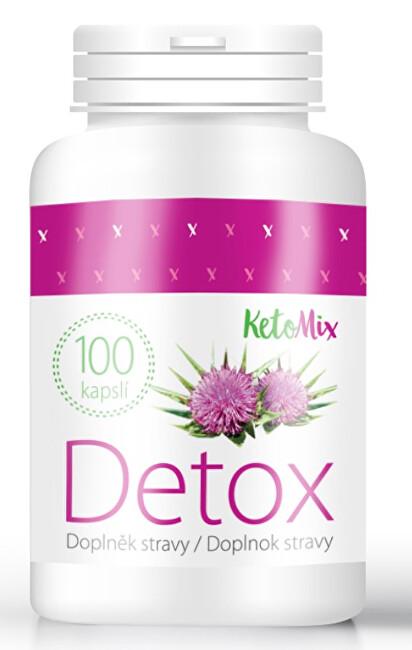 Zobrazit detail výrobku KetoMix Detox 100 kapslí