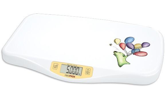 Zobrazit detail výrobku Rossmax Dětská kojenecká váha Rossmax WE300