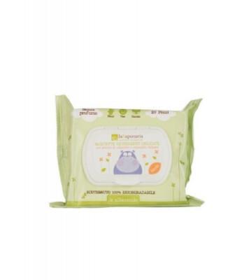 Zobrazit detail výrobku laSaponaria Dětské vlhčené hygienické ubrousky 20 ks