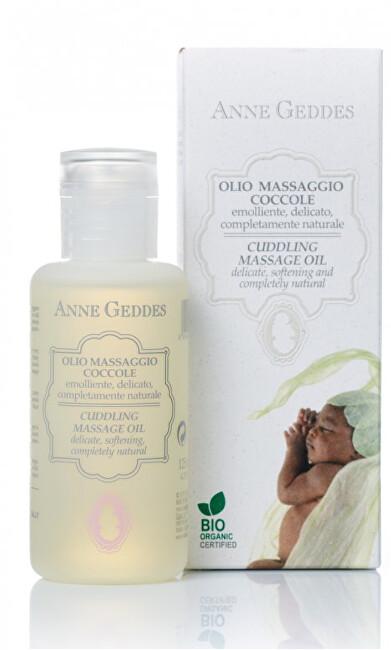 Dětský masážní olej 125 ml