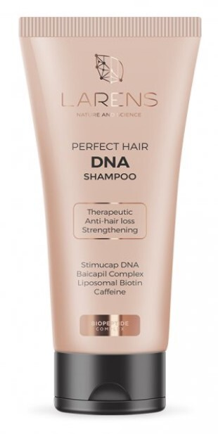 Zobrazit detail výrobku Larens DNA Shampoo šampon pro oslabené vlasy 150 ml