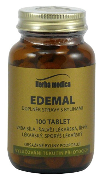 Zobrazit detail výrobku HerbaMedica Edemal 50 g - 100 tablet