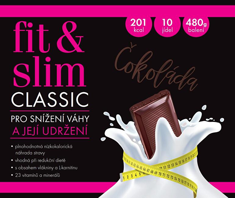 Zobrazit detail výrobku Fit & Slim Fit & Slim CLASSIC - Čokoláda