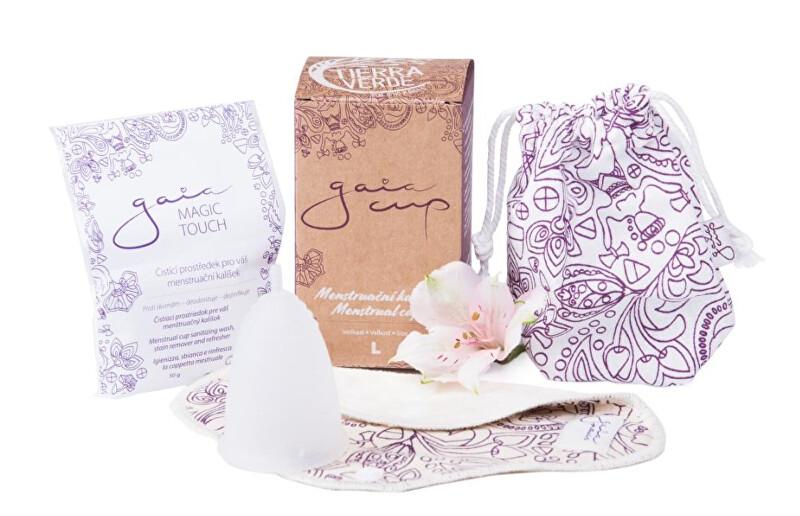 Zobrazit detail výrobku Tierra Verde Gaia cup – menstruační kalíšek vel. L