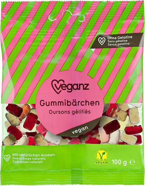 Zobrazit detail výrobku Veganz Gumoví medvídci 100 g