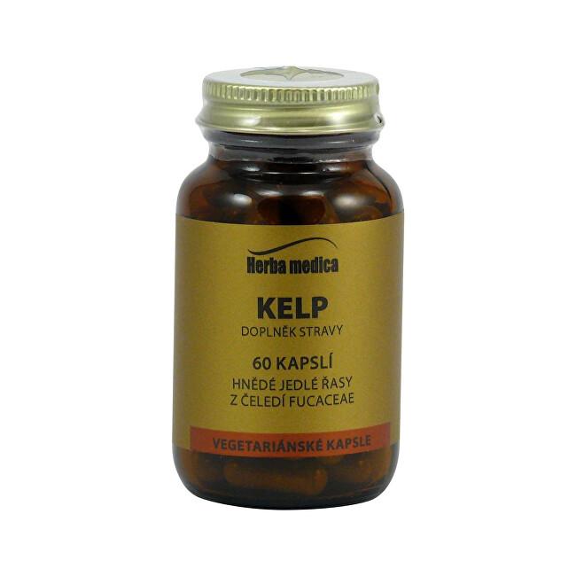 Kelp - jod z mořského kelpu 60 kapslí