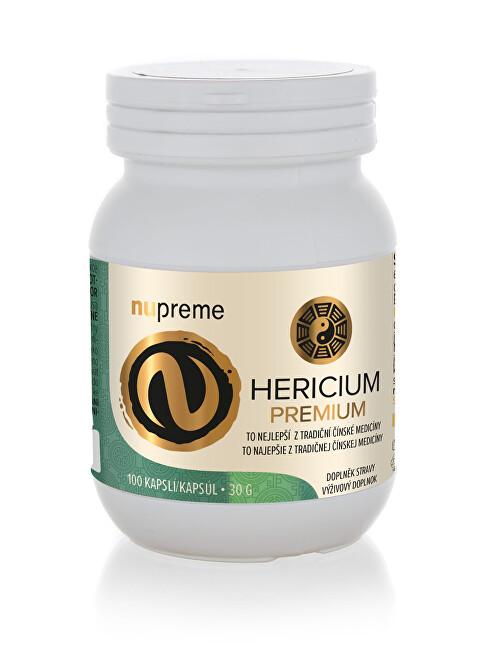 Hericium extract 30% 100 kapslí
