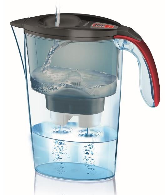 Zobrazit detail výrobku Laica J31-BB Light Graffiti konvice na vodu pro filtraci vody