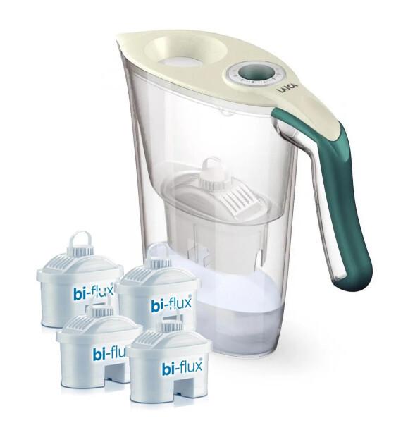 Zobrazit detail výrobku Laica J9064A1 TOSCA SET + 4 filtry  konvice na vodu pro filtraci vody