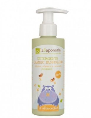 Zobrazit detail výrobku laSaponaria Jemný čisticí gel na přebalování BIO 190 ml
