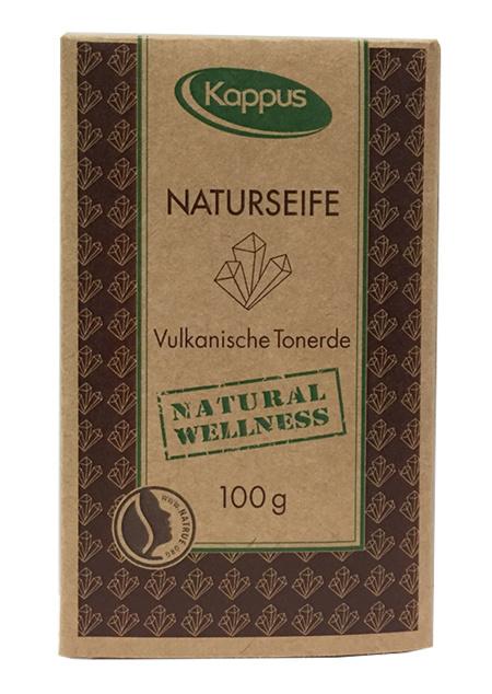 Natural wellness mýdlo 100 g 3-1423 Vulkanické bahno