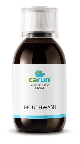 Zobrazit detail výrobku CARUN Konopná ústní voda 150 ml