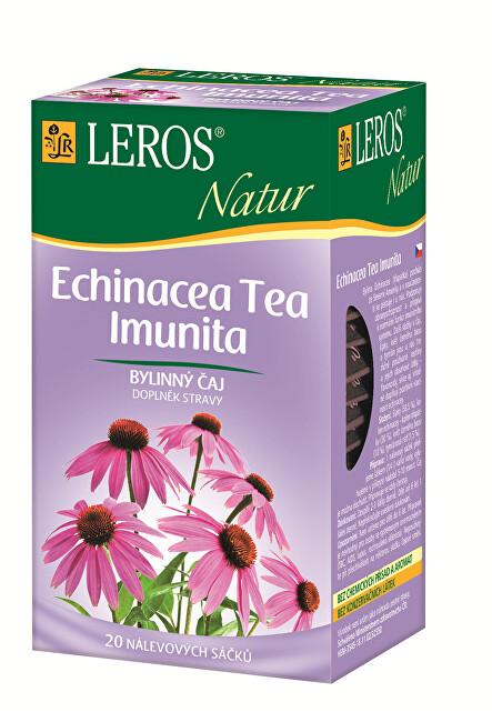 Zobrazit detail výrobku Leros Natur Echinacea tea imunita 20 x 2 g