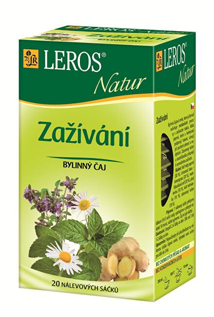 Zobrazit detail výrobku LEROS LEROS Natur Zažívání 20 x 1.5 g