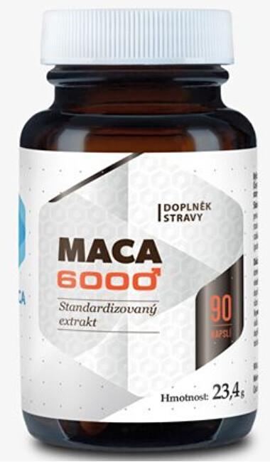 Zobrazit detail výrobku Hepatica Maca 6000 90 kapslí