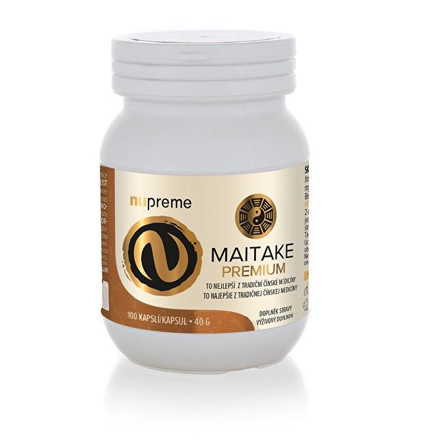 Zobrazit detail výrobku Nupreme Maitake extract 30% 100 kapslí