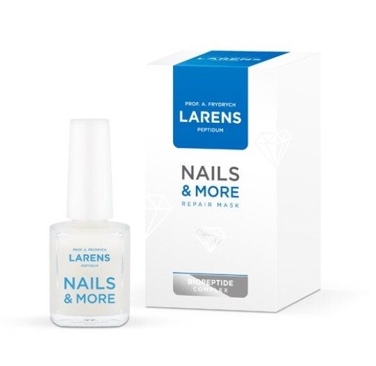 Larens Nails  More Repair Mask 16 ml