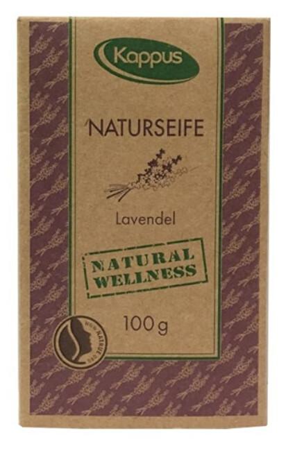 Natural wellness mýdlo 100 g 3-1422 Levandule