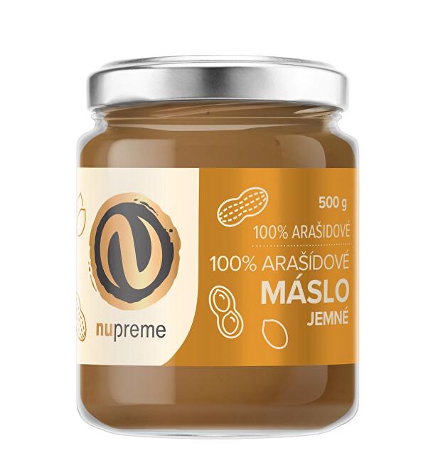 Zobrazit detail výrobku Nupreme Nupreme Arašídové máslo jemné 500 g