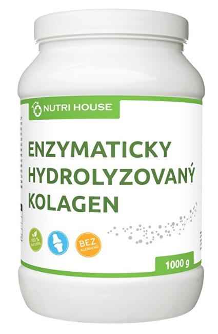 Nutriouse Enzymaticky hydrolyzovaný kolagen 1000 g