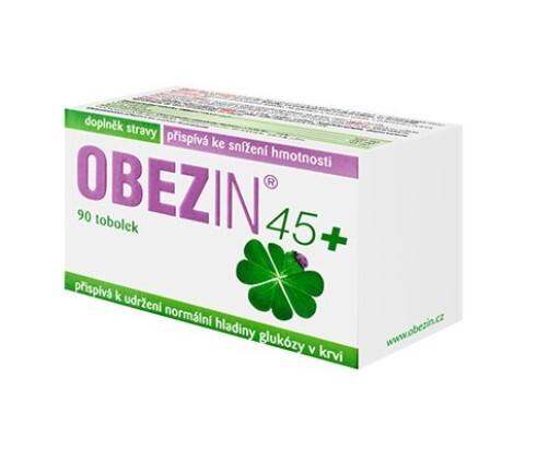 Zobrazit detail výrobku Obenzin 45+ 90 tablet